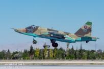 tn#11829-Su-25-23 blue-Azerbaïjan-air-force