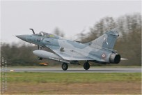 tn#2007 Mirage 2000 14 France - air force