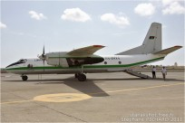 #2014 An-26 8207 Libye - air force