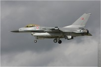 tn#2023 F-16 E-074 Danemark - air force