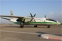 tn#2051 An-26 8207 Libye - air force