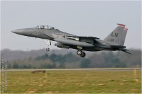 tn#2057 F-15 91-0316 USA - air force