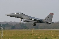 tn#2060 F-15 91-0318 USA - air force