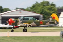 tn#2061 Yak-52 888407 USA