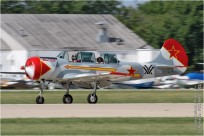 tn#2088 Yak-52 855704 USA