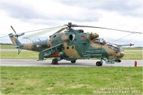 tn#2279 Mi-24 336 Hongrie - air force