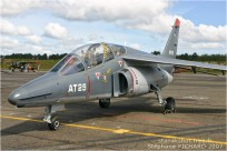 tn#2382-Alphajet-AT25-Belgique-air-force