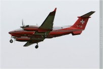 tn#2387-King Air-T-721-Suisse-air-force