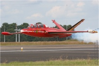 tn#2414-Fouga-MT48-Belgique - air force