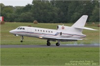 tn#2540-Falcon 50-27-France - air force