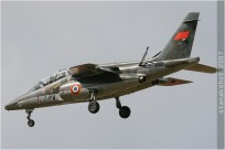 tn#2628 Alphajet E116 France - air force
