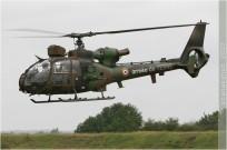 tn#2660-Gazelle-4124-France - army