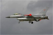 #2717 F-16 E-198 Danemark - air force