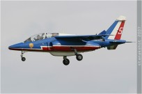 #2733 Alphajet E117 France - air force