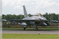 tn#2809 F-16 FB-15 Belgique - air force