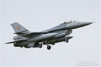 tn#2822 F-16 FA-69 Belgique - air force