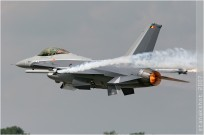 #2837 F-16 FA-131 Belgique - air force