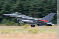 tn#2845 F-16 E-599 Danemark - air force