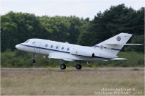 tn#2854-Falcon 20-CM-02-Belgique-air-force