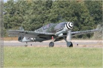 tn#2985-Bf 109-2 black-
