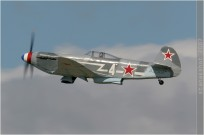 tn#3014-Yak-3-4 white-France