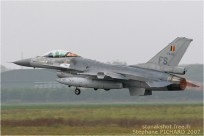 #3043 F-16 FA-115 Belgique - air force