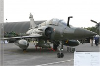 tn#3057 Mirage 2000 644 France - DGA
