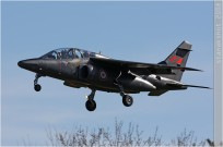 tn#3322 Alphajet E33 France - air force