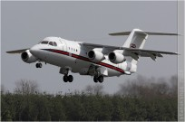 tn#3404-British Aerospace BAe146 CC2-ZE700