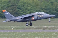 tn#3418 Alphajet E138 France - air force