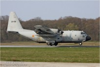 #3419 C-130 CH-08 Belgique - air force