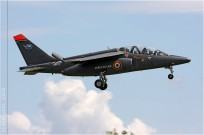 tn#3458 Alphajet E87 France - air force