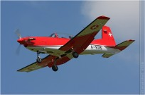 tn#3505 PC-7 A-935 Suisse - air force