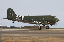 tn#3524-DC-3-ZA947-Royaume-Uni - air force