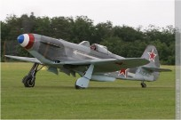 tn#3562-Yak-3-4 white-France