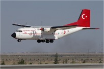 tn#3581 Transall 69-033 Turquie - air force