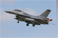tn#3627 F-16 FA-104 Belgique - air force