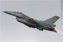 tn#3629 F-16 FA-104 Belgique - air force