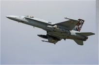 tn#3638 F-18 J-5011 Suisse - air force
