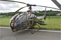 tn#3830 Gazelle 4209 France - army