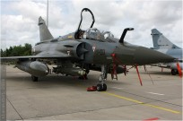 tn#3838 Mirage 2000 654 France - air force