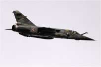 tn#3842-Mirage F1-634-France - air force