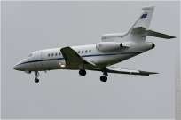 tn#3878-Falcon 900-MM62172-Italie - air force