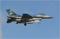 tn#3965-General Dynamics F-16AM Fighting Falcon-FA-72