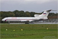 #4013 Tu-154 RA-85631 Russie - gouvernement