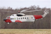 #4021 Sea King 61751 Royaume-Uni - coast guard
