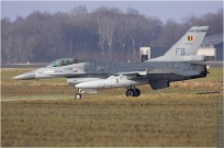 tn#4045 F-16 FA-117 Belgique - air force