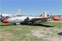 tn#4062 Canberra 52-1519 USA - air force