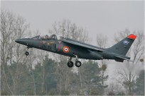tn#4102 Alphajet E7 France - air force