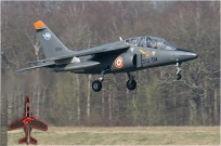 #4141 Alphajet E128 France - air force